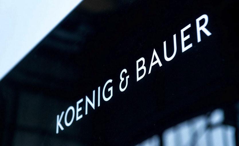 Koenig & Bauer опубликовала финансовый отчет за 2019 год и объявила о старте программы, направленной на повышение эффективности работы