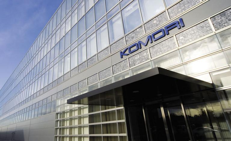 Komori покупает производителя фальцмашин MBO Group