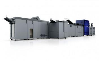 Новая цифровая печатная машина AccurioPress C14000 от Konica Minolta