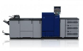 Цифровая печатная машина AccurioPress C6100. Пресс-фото Konica Minolta