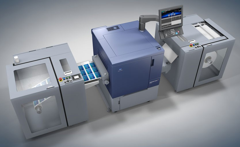 Konica Minolta bizhub PRESS C71cf