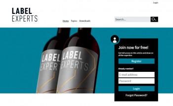 Heidelberg запустил портал Label Experts, посвященный производству этикетки