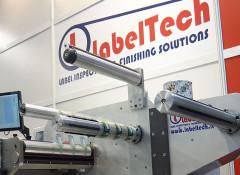Labeltech на Labelexpo Europe 2019: улучшенные и новые решения для финишинга этикетки
