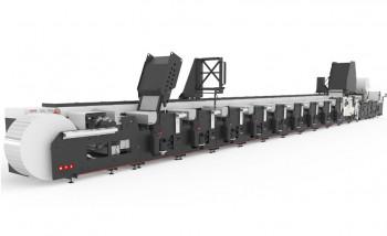 Изображение гибридной линии MPS и Colordyne Technologies