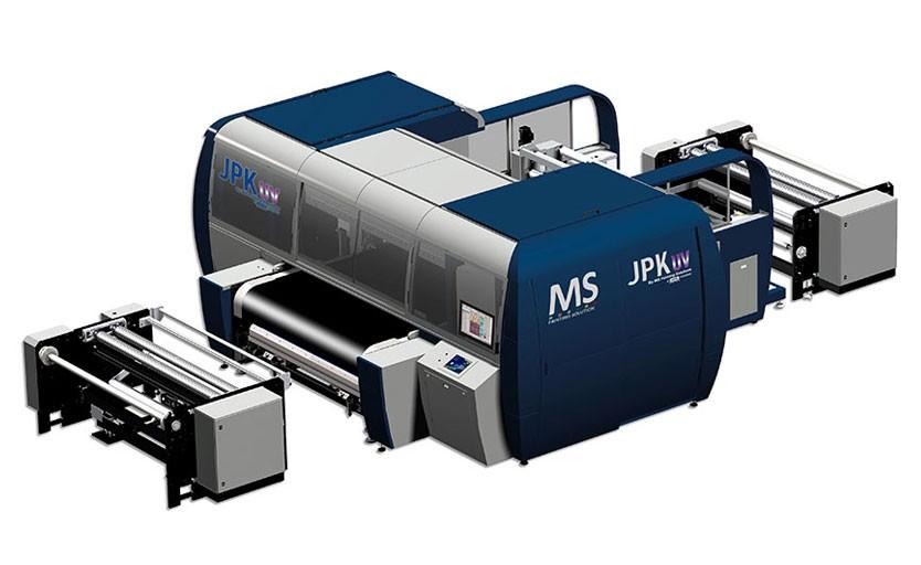Широкоформатный УФ-принтер JPK UV