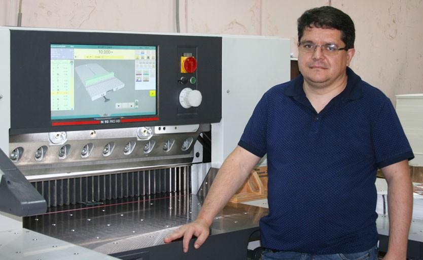 Сергей Иванов, генеральный директор типографии Maxprint