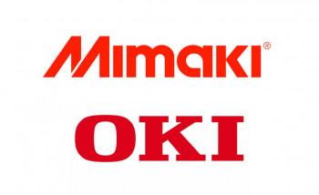 Mimaki будет продавать решения Oki для широкоформатной печати