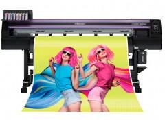 Широкоформатный принтер-каттер Mimaki CJV300 Plus