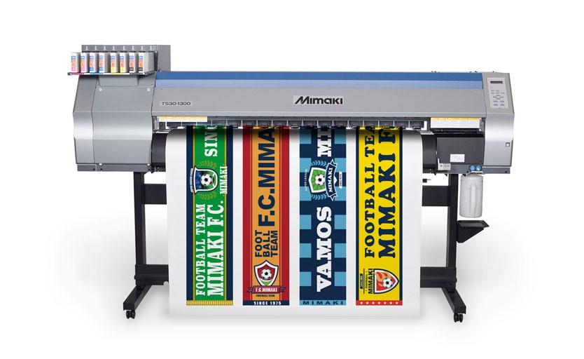Сублимационный принтер начального уровня Mimaki TS30-1300