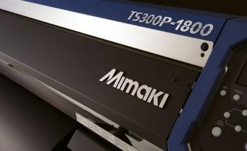 Mimaki снижает цены на сублимационный принтер TS300P-1800