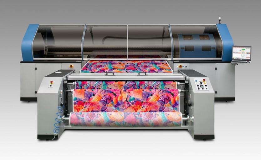 Mimaki покажет новый текстильный принтер на выставке Heimtextil 2017