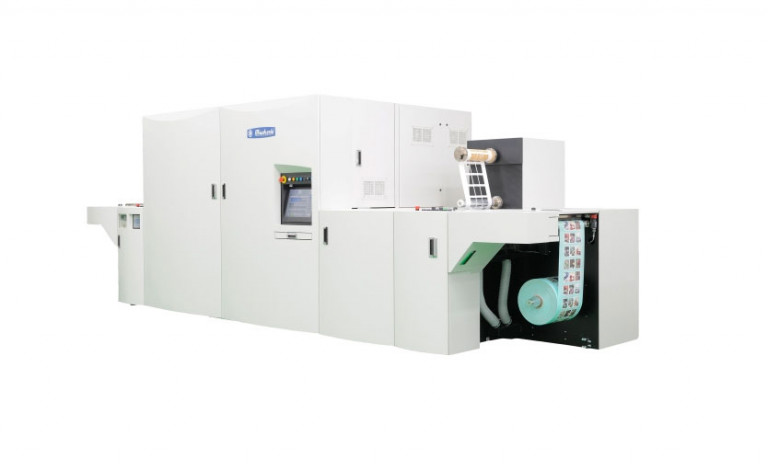 Струйная печатная машина Miyakoshi