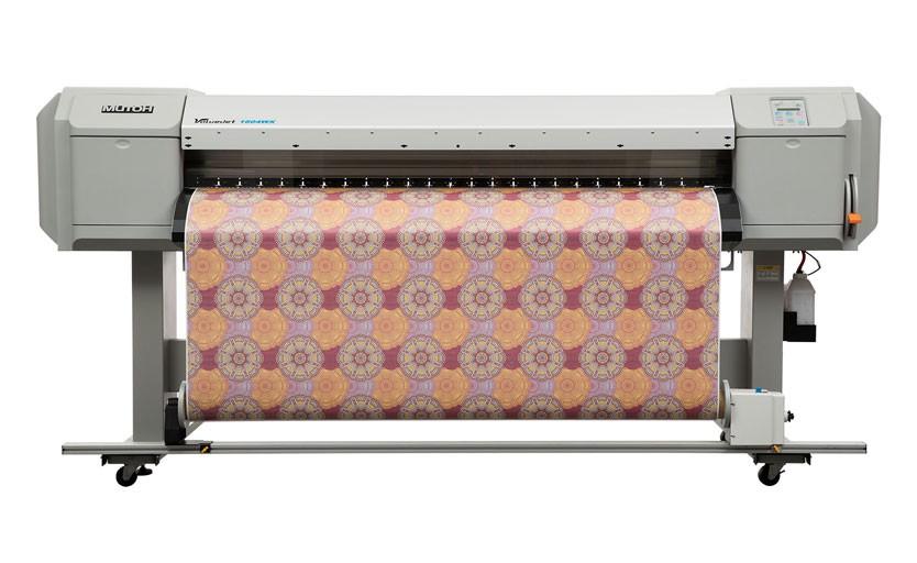 Сублимационный принтер бюджетного класса Mutoh ValueJet 1604WX