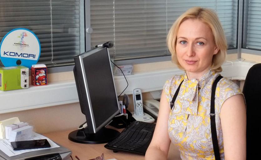 "Наталья Таранова, директор по маркетингу ""ЯМ Интернешнл"""