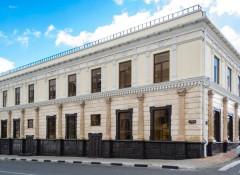 Отреставрированное здание Новороссийской типографии