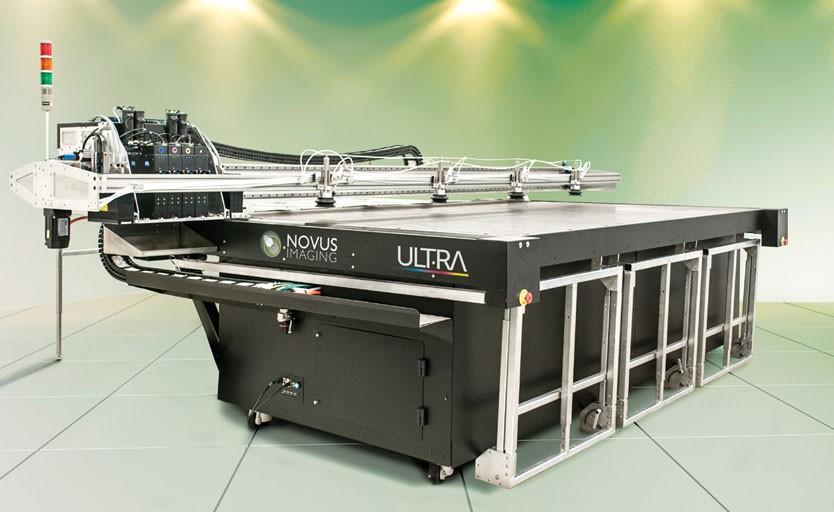 Планшетный УФ-принтер Novus Imaging Ultra