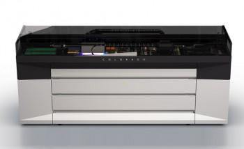 Установлен первый в России широкоформатный принтер Canon Océ Colorado 1640