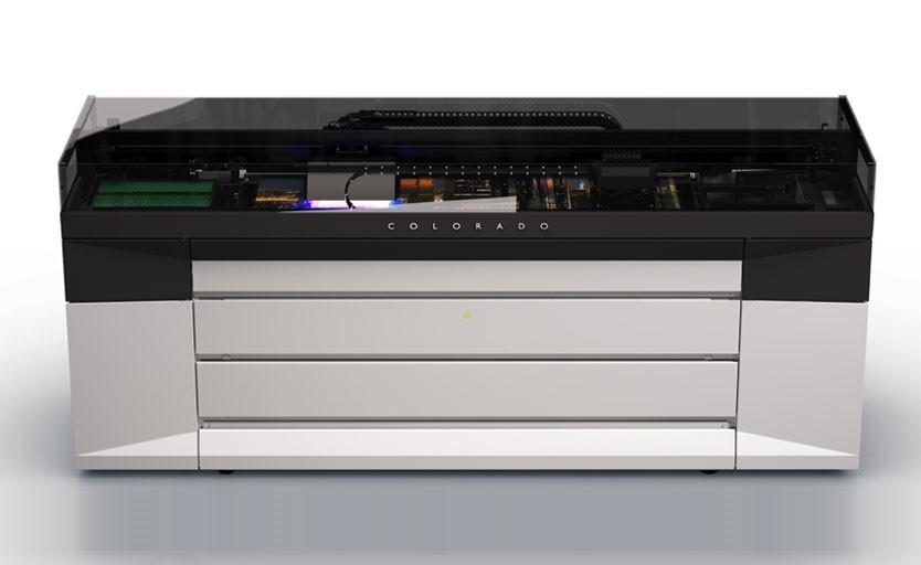 Новый партнер Canon займется продвижением широкоформатных принтеров Colorado в России