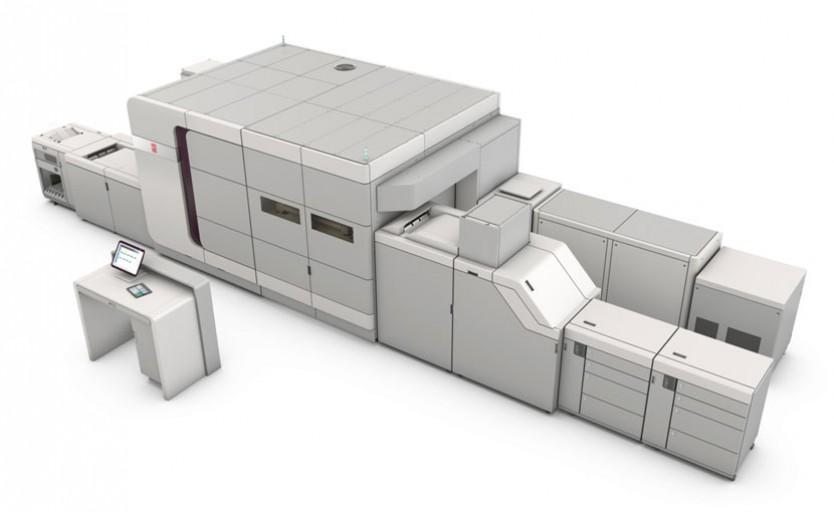Струйная листовая печатная машинаOcé VarioPrint i300
