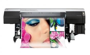 Широкоформатный экосольвентный принтер Oki ColorPainter M-64s
