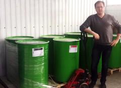 «ОктоПринт Сервис» и «хубергруп РУС» открыли удаленный склад в Ставрополе