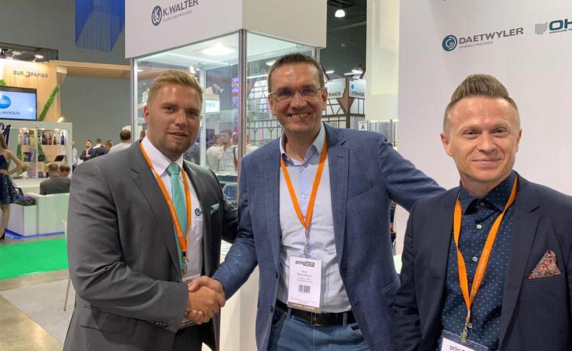 «ОктоПринт Сервис» и Heliograph Holding объявили о сотрудничестве