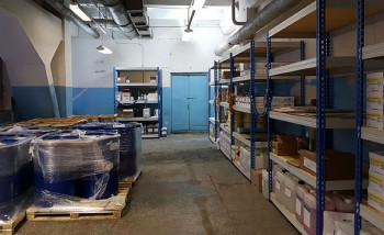 «ОктоПринт Сервис» и «хубергруп РУС» открыли новый склад расходных материалов в Казани