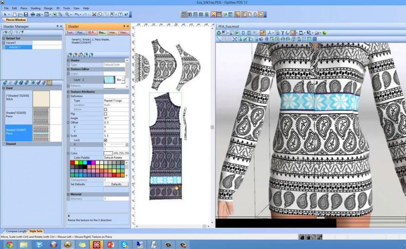 EFI расширяет портфолио решений для индустрии печати по текстилю