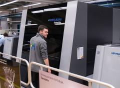 Heidelberg назвал типографию, которая будет тестировать струйную машину Primefire 106 формата В1