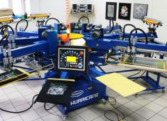 """В технологическом центре компании """"Дигл-Дизайн"""" открылся демозал решений Printex для трафаретной печати"""