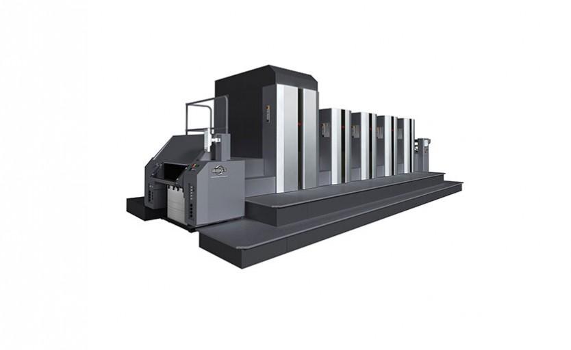 Цифровая машина с жидким тонером RMGT DP 790ST-4