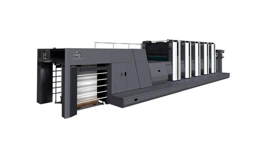 Изображение офсетной печатной машины RMGT