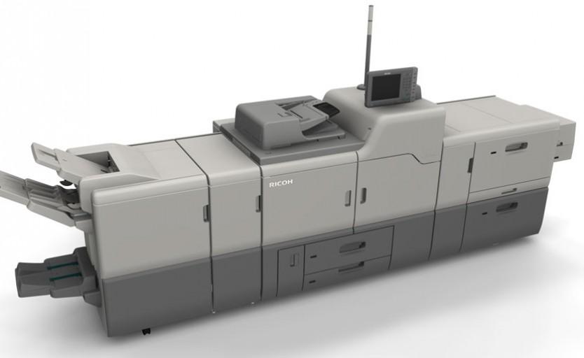 Цифровая печатная машина Ricoh Pro C7100