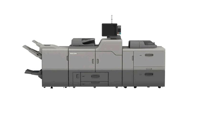 Пятикрасочная цифровая печатная машина Ricoh Pro C7200x