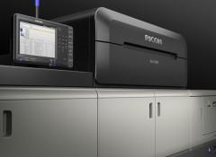 ЦИфровая печатная машина Ricoh Pro C9100
