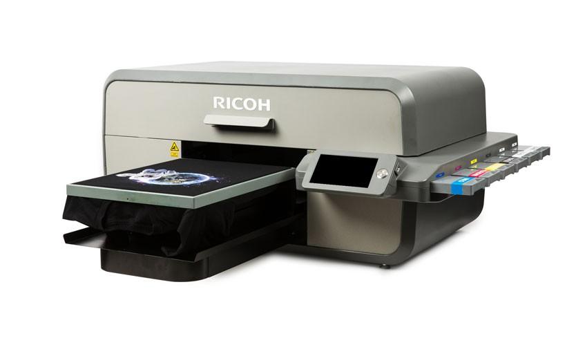 Струйный принтер для печати по одежде Ricoh Ri 6000