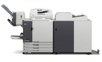 Струйный принтер Riso ComColor 9150 выдает до 150 стр./мин (А4, 4+0)