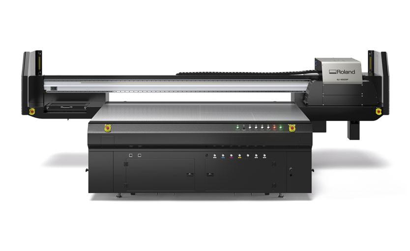 Планшетный УФ-принтер IU-1000F