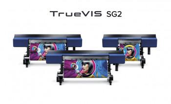 Roland DG выпустил новые экосольвентные принтеры-каттеры TrueVIS SG2