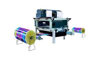 Лазерная высечка SEI Laser Packmaster Cross Web, предназначенная для производства гибкой упаковки
