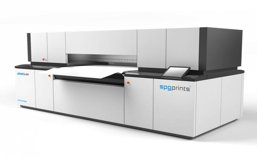 Текстильный принтер SPGPrints Javelin