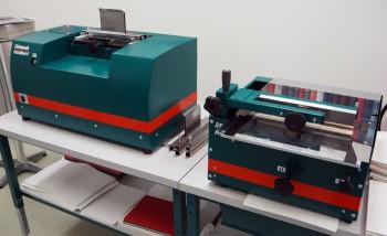 Schmedt разработала новую технологию клеевого скрепления книжных блоков