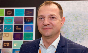 Директор по продажам Scodix в Восточной Европе Томаш Войнаровски (Tomasz Wojnarowski)