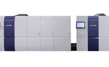 Рулонная стройная машина Screen Truepress Jet520HD