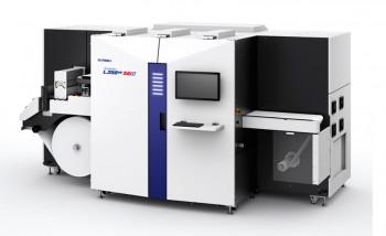 Цифровая машина для печати этикетки Screen Truepress Jet L350UV SAI