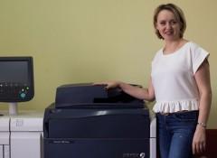 Xerox Versant 180 Press запущена в компании «Секретория»
