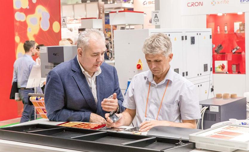 На выставке Printech 2019 пройдет мастер-класс по контролю цвета