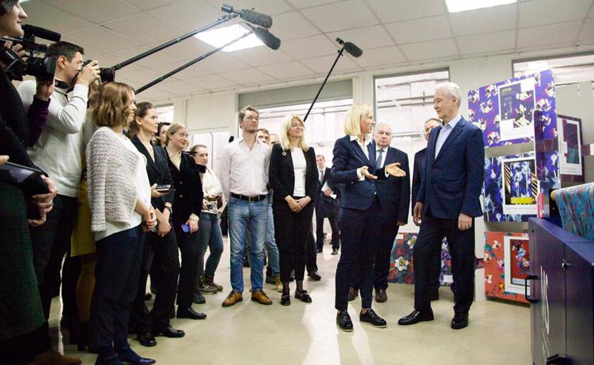 В Москве открылась фабрика цифровой печати по текстилю Solstudio Textile Printing