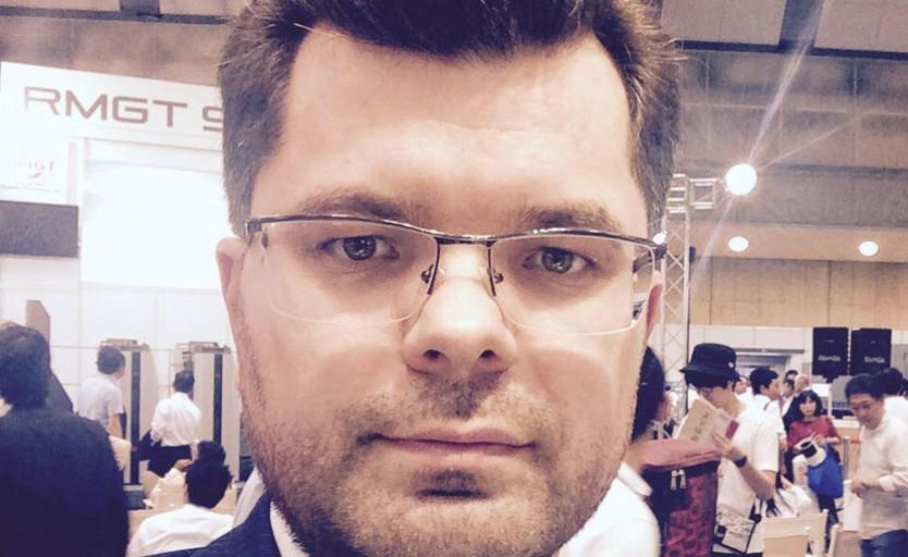 """Стефан Валуйский, генеральный директор компании """"Терра Системы"""""""