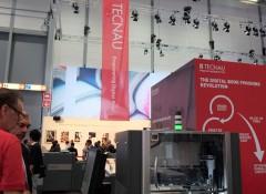 Стенд Tecnau на выставке drupa 2016